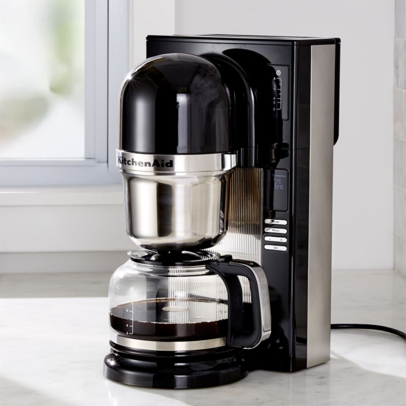 Pour Over Coffee Maker Crate And Barrel : KitchenAid Pour Over Coffee Brewer Crate and Barrel