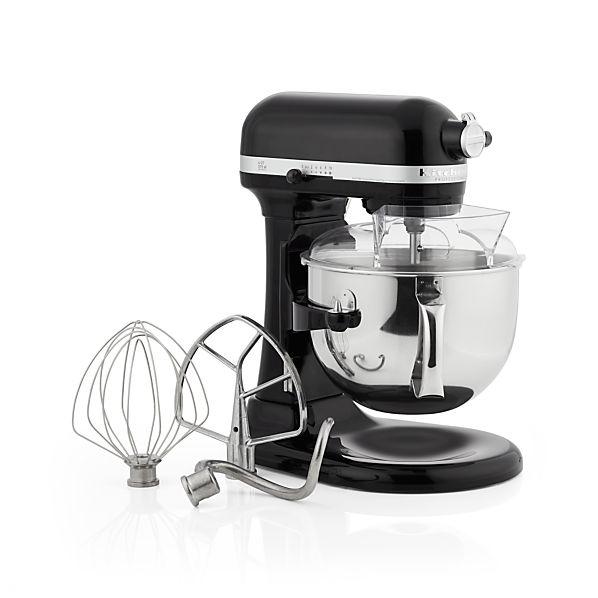 KitchenAidProfMixer600BlkF16