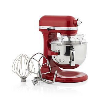 KitchenAid ® Professional 600 Empire Red Stand Mixer