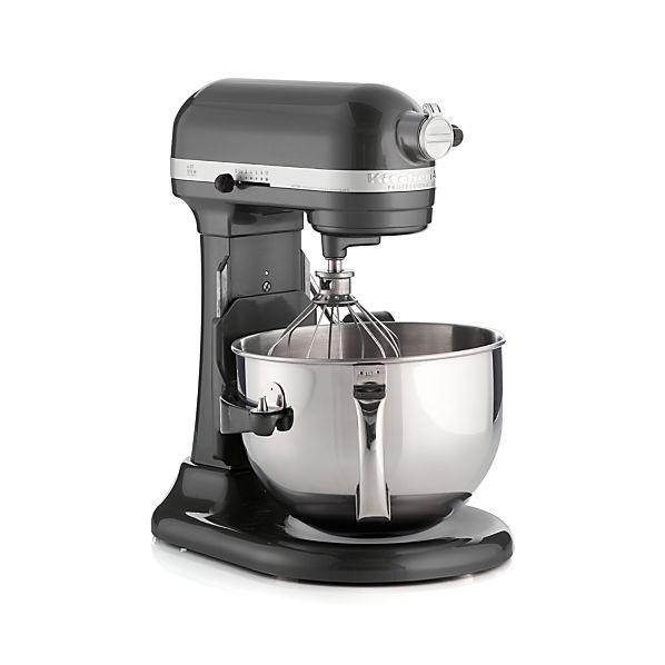 KitchenAidProfessionalMixer600PearlMetallicS16
