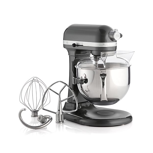 Kitchenaid 174 Professional 600 Stand Mixer Crate And Barrel