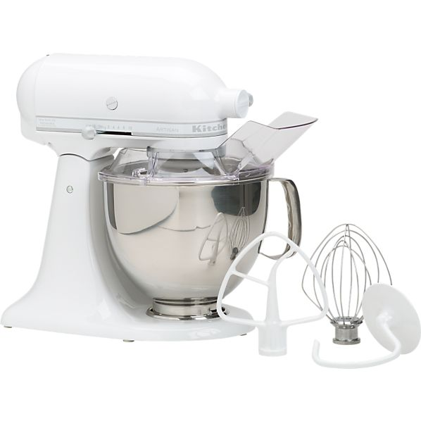 KitchenAid ® Artisan White Stand Mixer