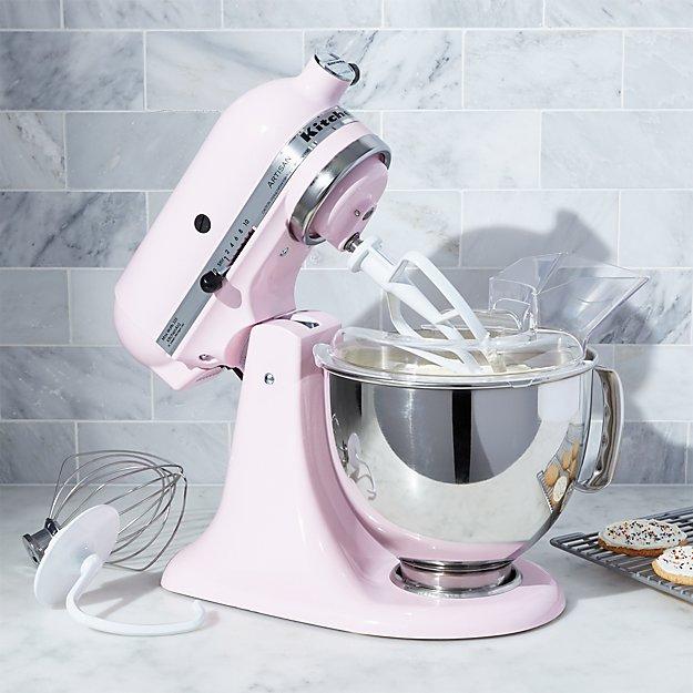KitchenAid ® Artisan Pink Stand Mixer