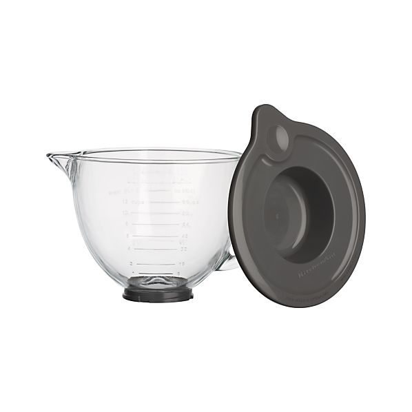 KitchenAid ® Stand Mixer Glass Mixer Bowl