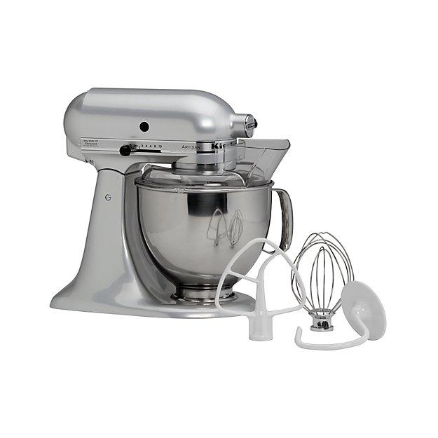 KitchenAid ® Artisan Metallic Chrome Stand Mixer