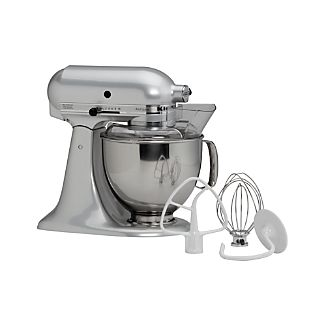 KitchenAid ® Artisan Metallic Chrome Stand Mixer