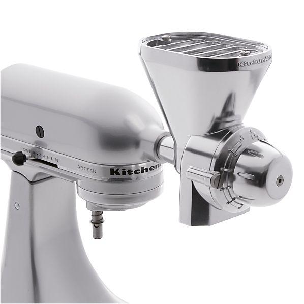 Kitchenaid grain mill attachment - Grain mill attachment for kitchenaid mixer ...