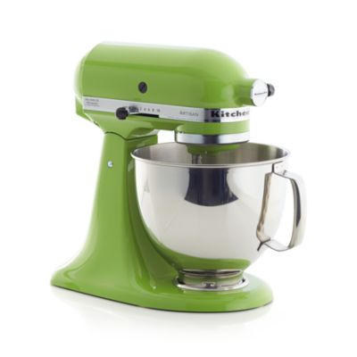 KitchenAid® Artisan Green Apple Stand Mixer