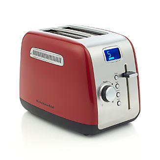 KitchenAid ® Red 2-Slice Toaster