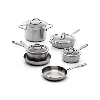 KitchenAid ® 10-Piece Copper Core Cookware Set