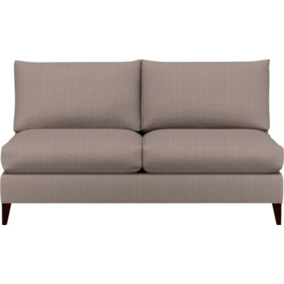 Klyne Armless Sectional Loveseat