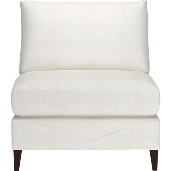 Klyne Armless Chair Slipcover Only