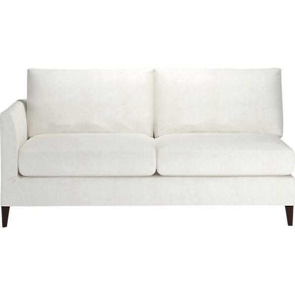 Klyne Left Arm Apartment Sofa Slipcover Only