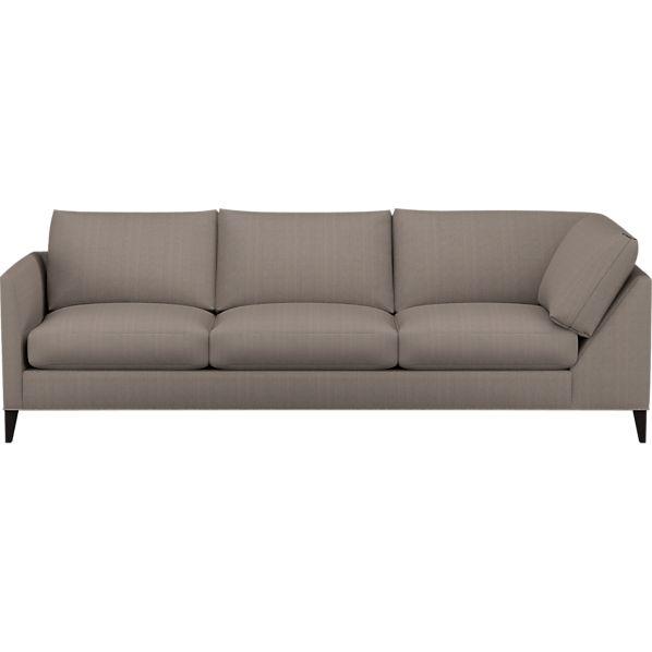 Klyne Left Arm Sectional Corner Sofa