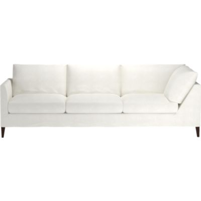 Klyne Left Arm Corner Sofa Slipcover Only