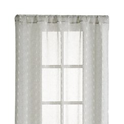 "Knots 48""X84"" Curtain Panel"