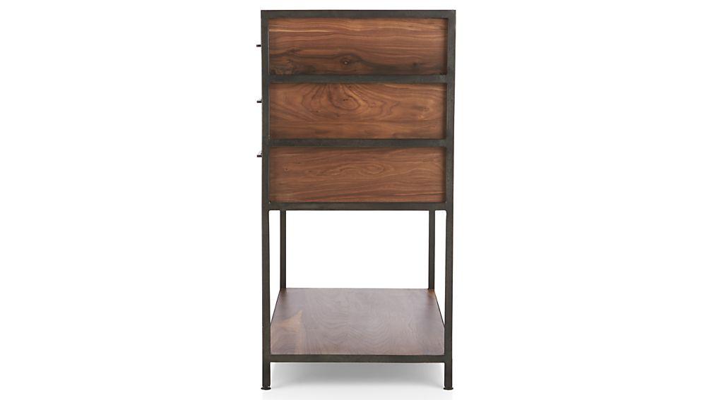 Knox Low Storage Bookcase