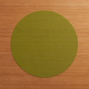 Chilewich® Knitty Green Placemat