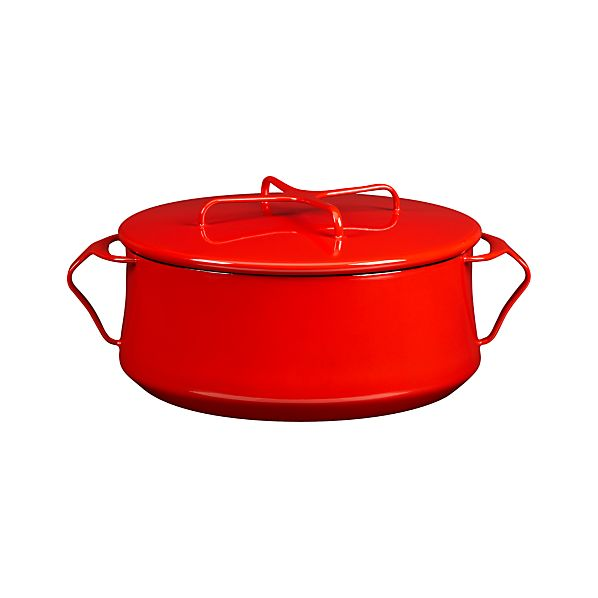Dansk ® Kobenstyle Red 4-Quart Casserole