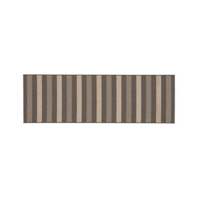 Koen Chevron Indoor-Outdoor 2.5'x8' Runner