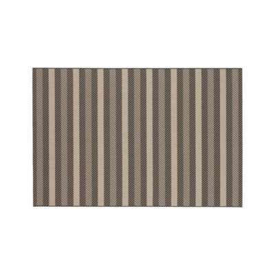 Koen Chevron Indoor-Outdoor 6'x9' Rug