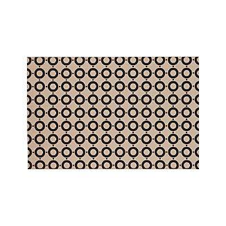 Koen Circles Indoor-Outdoor 6'x9' Rug