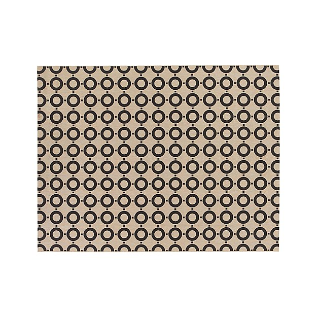 Koen Circles Indoor-Outdoor 8'x10' Rug