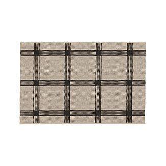 Koen Grid Indoor-Outdoor 2'x3' Rug
