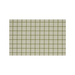 Koen Grid Green Indoor-Outdoor 6'x9' Rug