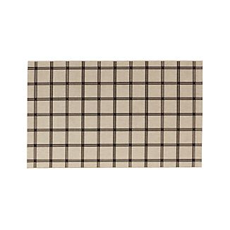Koen Grid Indoor-Outdoor 5'x8' Rug