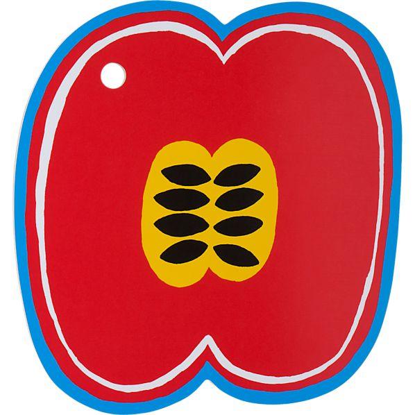 Marimekko Kompotti Apple Chopping Board