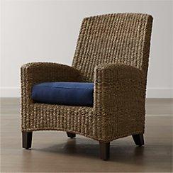 Kona Chair with Cushion