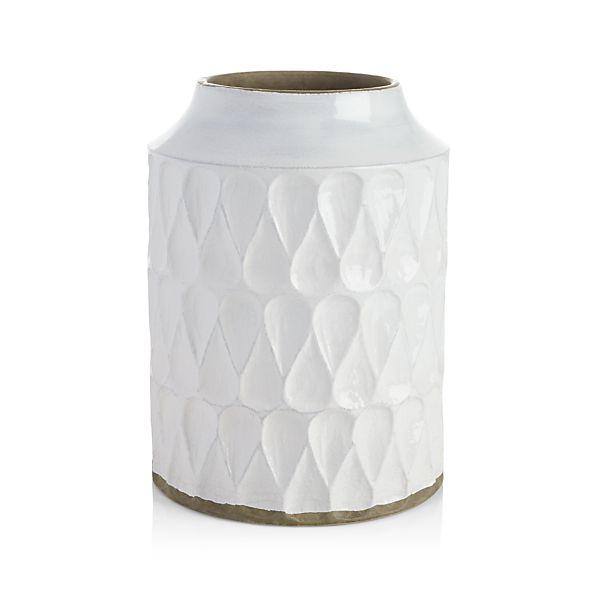Kora Vase In Vases Crate And Barrel