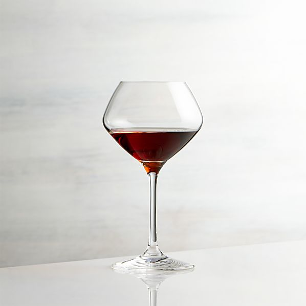 Krista Port Sweet Wine Glass In Wine Glasses Crate And