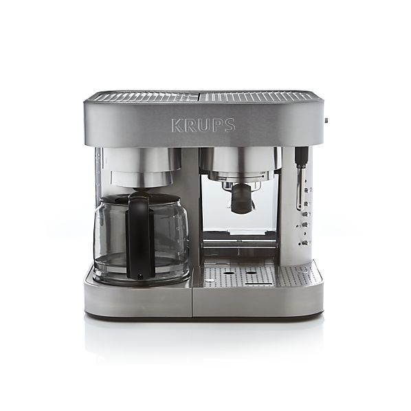 Krups ® Combination Espresso-Coffee Maker
