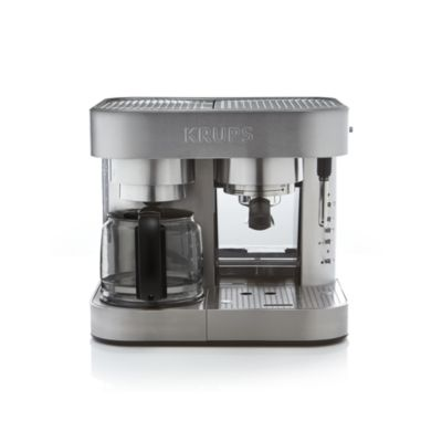 Krups® Combination Espresso-Coffee Maker
