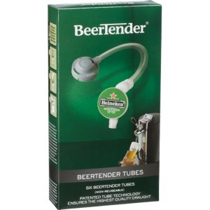 Set of 6 Beertender Tubes