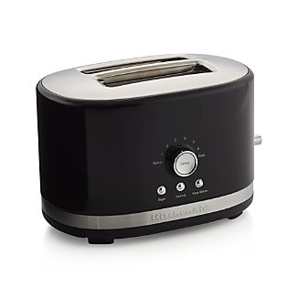 KitchenAid ® Onyx Black 2-Slice Toaster