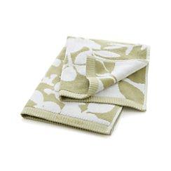 Marimekko Kukkula Green Hand Towel