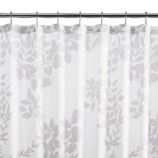 Country Style Shower Curtain Crate and Barrel Curtain Rods