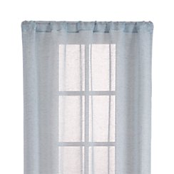 "Lakeside Sheer 52""x63"" Curtain Panel"