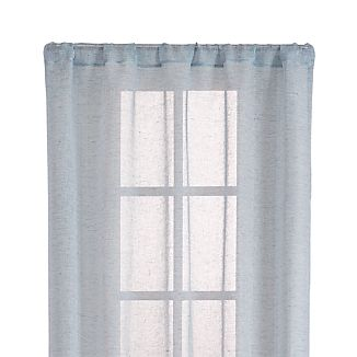 "Lakeside Sheer 52""x108"" Curtain Panel"