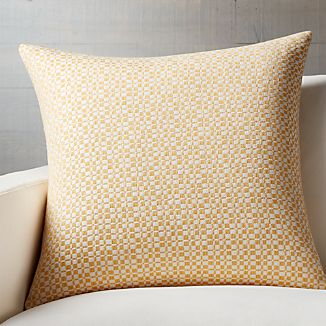 """Laney 23"""" Pillow with Down-Alternative Insert"""