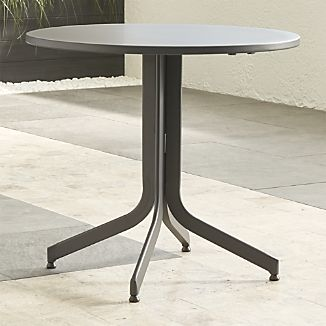 Largo Round Fliptop Dining Table