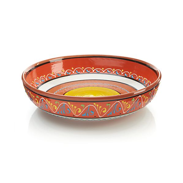 "Las Ramblas 12"" Serving Bowl"