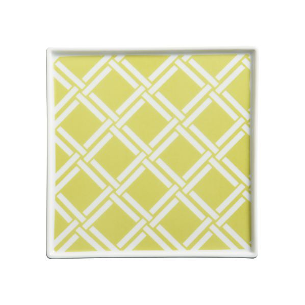 Lattice Green Plate