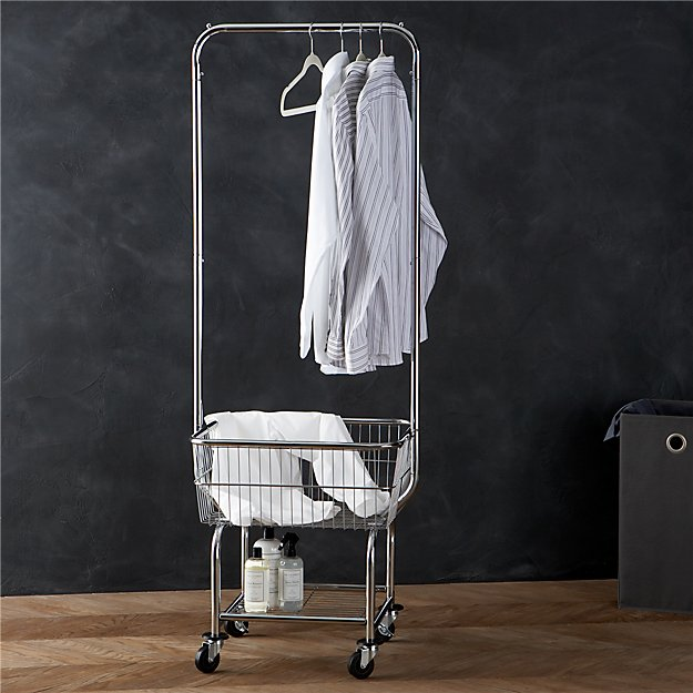 Laundry Butler Crate And Barrel