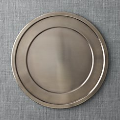 Lawrence Charger Plate