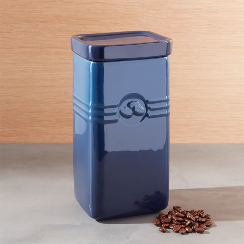 Le Creuset ® Ink Coffee Storage Jar