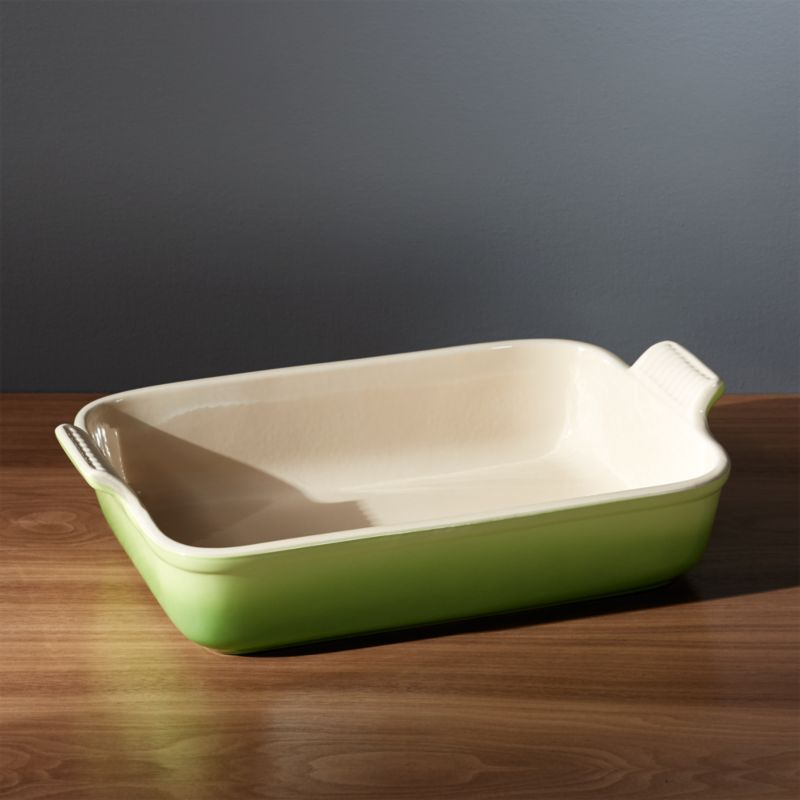 Le Creuset Palm Rectangle Baking Dish
